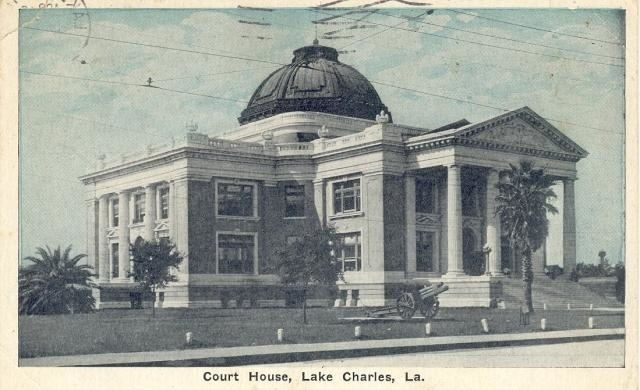 Calcasieu Courthouse